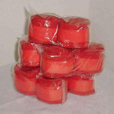 Boxbandagen Hammer Sport Farbe Rot