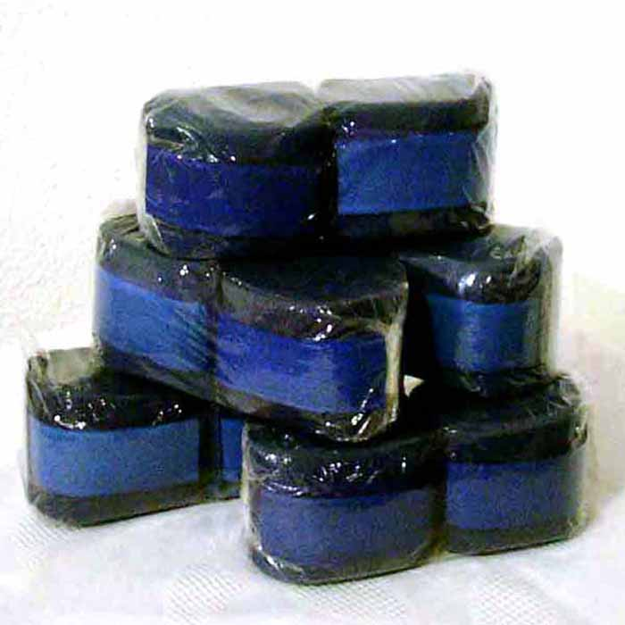 Boxbandagen Hammer Sport Farbe Blau