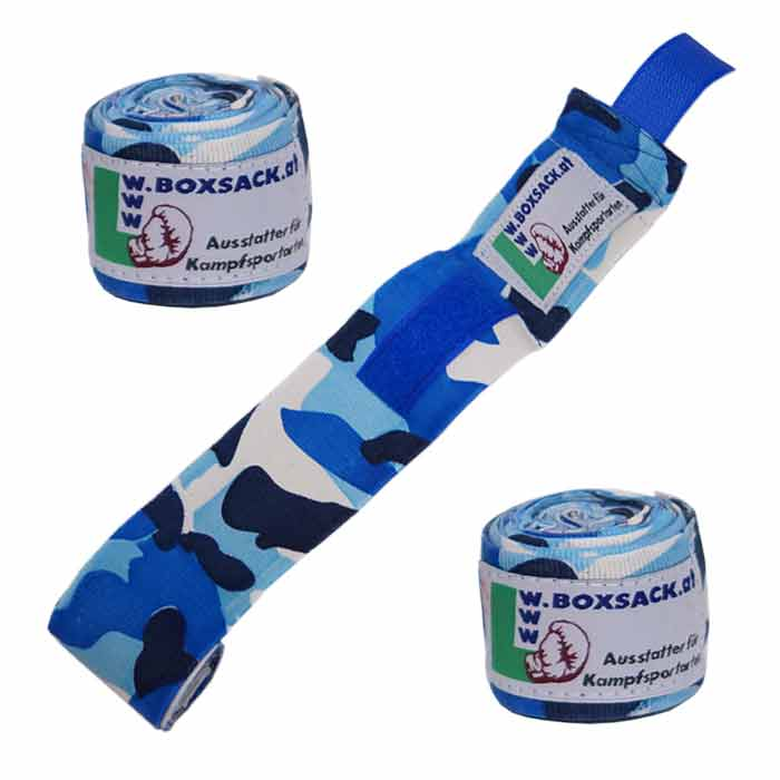Boxbandagen Bandagen in Camouflage Design a