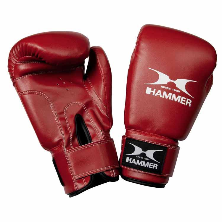 Boxhandschuhe FIT von HAMMER SPORT verschiedene Größen Typ c