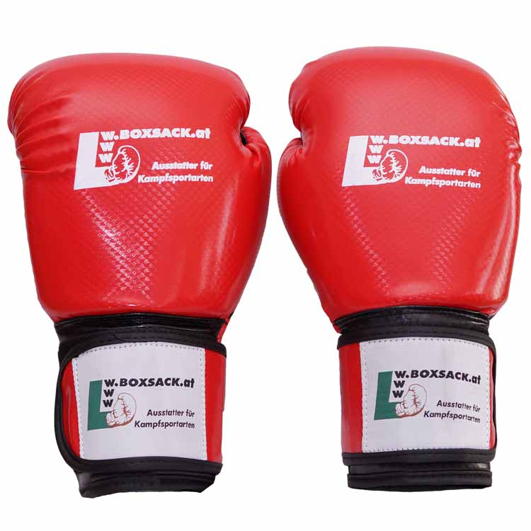 Boxhandschuhe RED STYLE in 10 Unzen