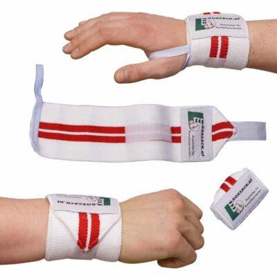 Kraft Bandagen elastisch in verschiedenen Längen Typ C