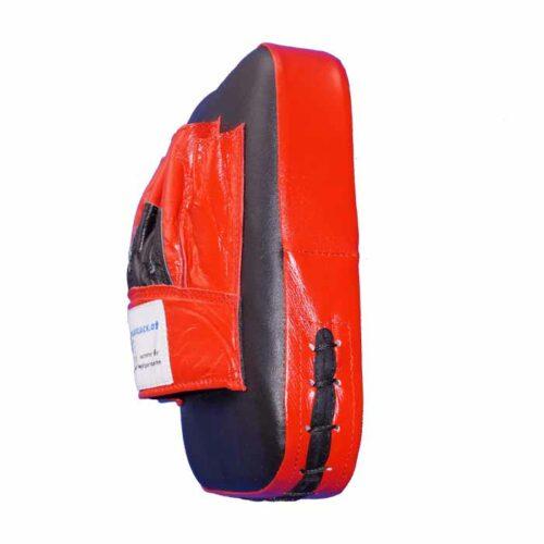 Pratze Handpratze aus Leder gerade Eckig Typ b