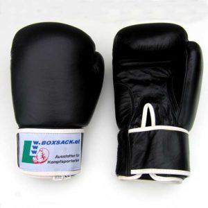 Boxhandschuhe PRO SHOCK aus Rindsleder in verschiedenen Größen