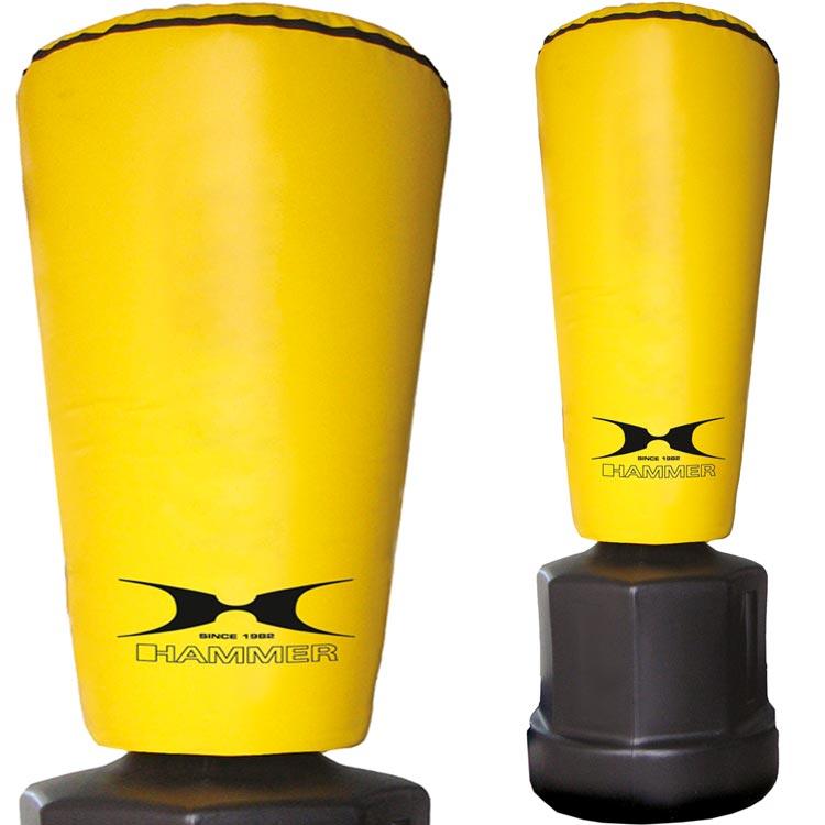 Standboxsack Boxdummy Impact Punch Hammer Sport-b