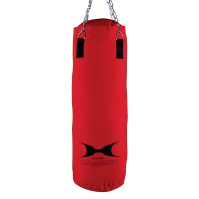 Boxsack FIT von HAMMER SPORT Farbe Rot a