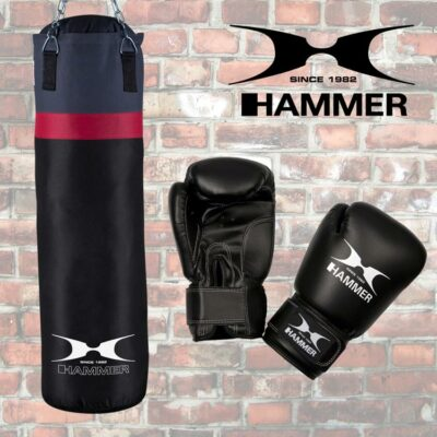 Boxsack Set COBRA von HAMMER SPORT Typ c