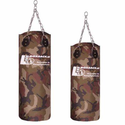 Boxsack Camouflage Design gefüllt oder ungefüllt erhältlich