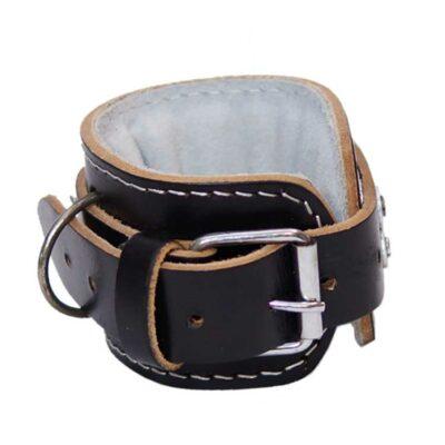 Handgelenks Manschetten für Gewichte heben aus Leder