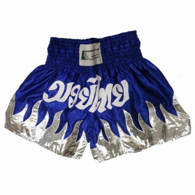 Muay Thai Hose Blau Typ A