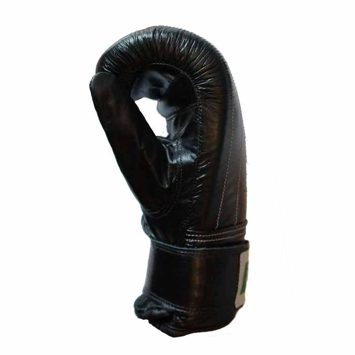 Sandsackhandschuhe Rindsleder Schwarz in verschiedenen Größen Typ c