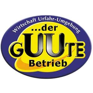 Auszeichnung GUUTE Betrieb Boxsack Referenzen